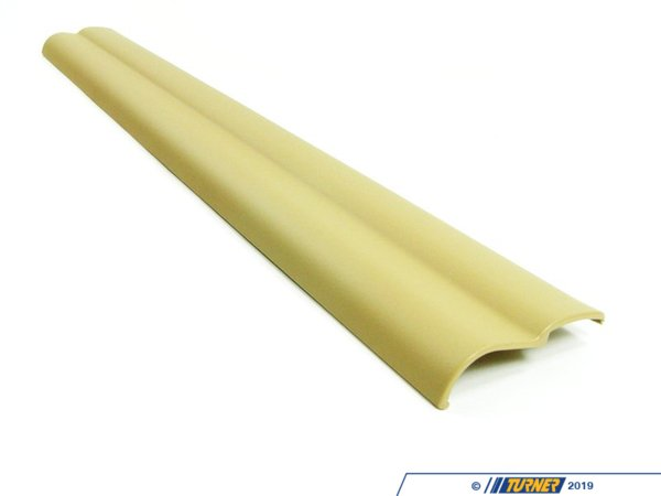 T#111261 - 51477014608 - Genuine BMW Front Right Sill Strip Beige - 51477014608 - E65 - Genuine BMW -