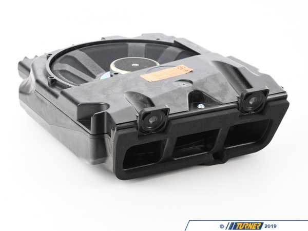 Genuine BMW Genuine BMW Central Bass, Right Top-Hifi-System - 65139143138 - E65 65139143138