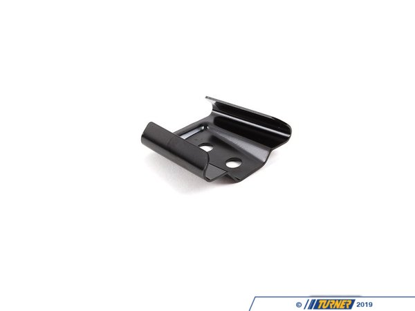 T#361538 - 41147896136 - Genuine BMW CSL SMG Expansion Tank Bracket - 41147896136 - E46 M3 CSL w/ SMG Transmission - When you upgrade to the CSL intake, you have to replace and relocate the SMG reservoir. This bracket mount the new reservoir after the CSL conversion exactly as designed by BMW. - Genuine European BMW - BMW