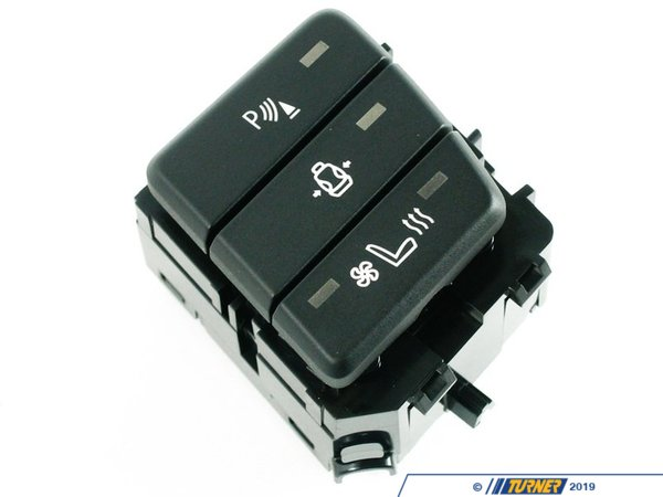 T#143133 - 61319159084 - Genuine BMW Switch Center, C. Console, S - 61319159084 - Genuine BMW -