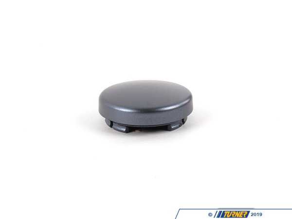 T#142944 - 61318401196 - Genuine BMW Cover For Light Switch Knob Aluminium - 61318401196 - Genuine BMW -