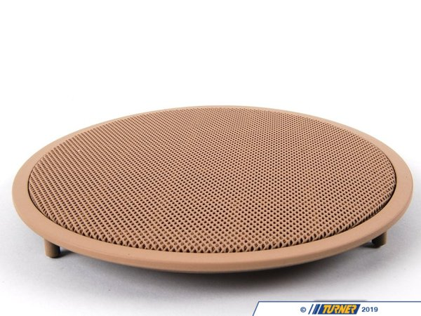 T#98207 - 51418178999 - Genuine BMW Cover Loudspeaker Sandbeige - 51418178999 - E38,E39 - Genuine BMW -