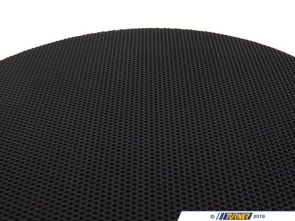 T#98330 - 51418213912 - Genuine BMW Cover Loudspeaker Right Schwarz - 51418213912 - E46 - Genuine BMW -