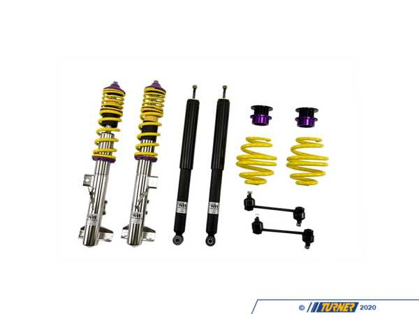 KW Suspension Z3 M Roadster KW Coilover Kit - Variant 1 (V1) 10220017