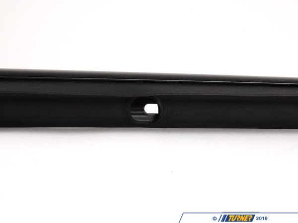 T#21164 - 51717003936 - Genuine BMW Finisher, Side Frame Right Schwarz - 51717003936 - E46 - Genuine BMW -