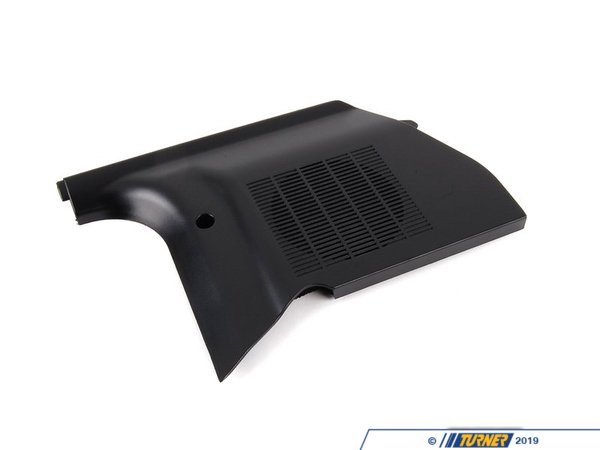 T#105116 - 51438399854 - Genuine BMW Lateral Trim Panel Front Right Schwarz - 51438399854 - Genuine BMW -