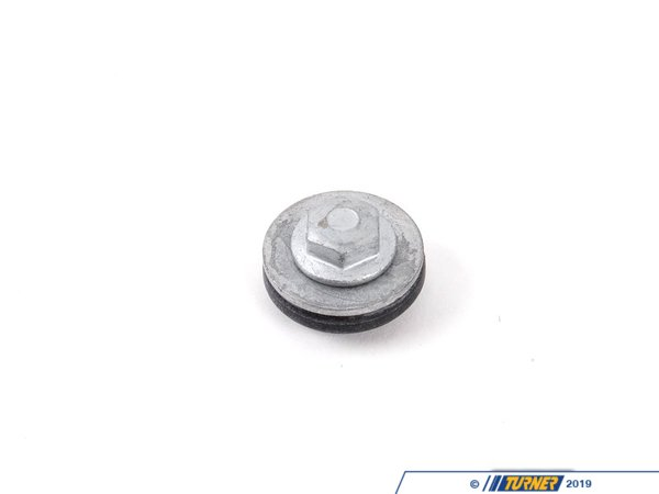 T#6607 - 11121747162 - Genuine BMW Cap Nut M6 - 11121747162 - E34,E38,E39,E53,E39 M5 - Genuine BMW -