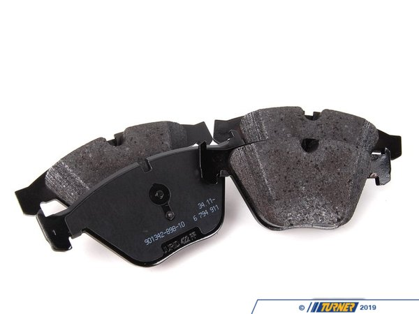 T#181196 - 34116794917 - Genuine BMW Repair Kit, Brake Pads Asbes - 34116794917 - Genuine BMW -
