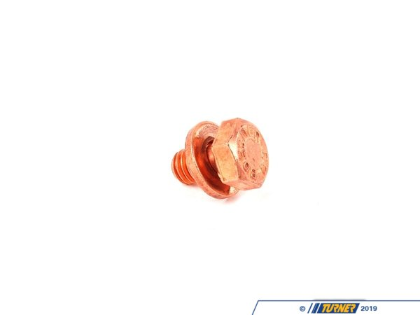 T#28195 - 07119915057 - Genuine BMW Hex Bolt With Washer - 07119915057 - E30,E34,E36,E34 M5 - Genuine BMW -