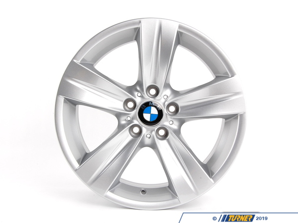 T#66210 - 36116768859 - Genuine BMW Light Alloy Rim - 36116768859 - Genuine BMW -