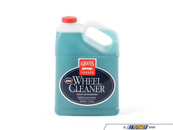 Griot's Wheel Cleaner - 1 gallon - Griot's Garage 11107