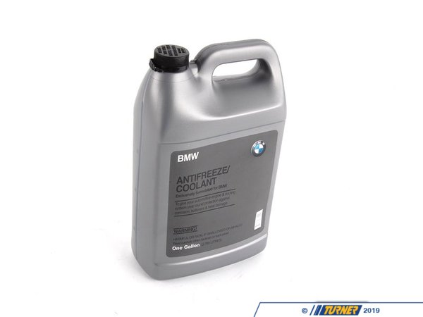 T#1474 - 82141467704 - BMW Coolant / Antifreeze , 1 Gallon Jug - Genuine BMW - BMW