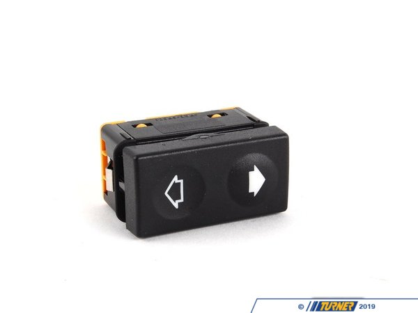 T#4565 - 61318368941 - Power Window / Sunroof Switch - E36, Z3 - Genuine BMW - BMW