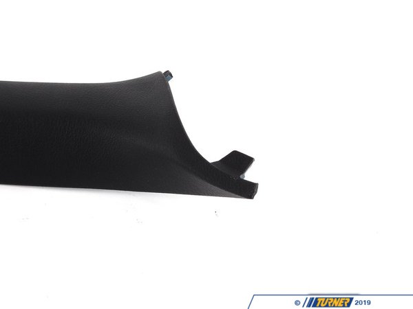 T#104828 - 51438223172 - Genuine BMW Covering Right Schwarz - 51438223172 - E46,E46 M3 - Genuine BMW -