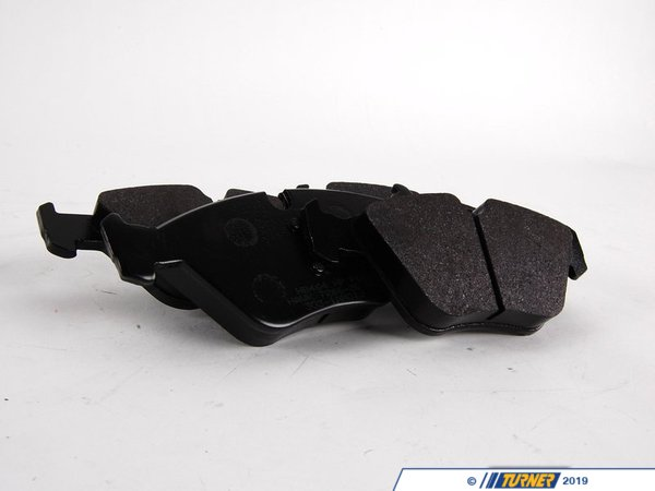 Hawk Hawk HP Plus Brake Pads - Front - E46 330/M3, X3, Z4, Z4 M TMS25013