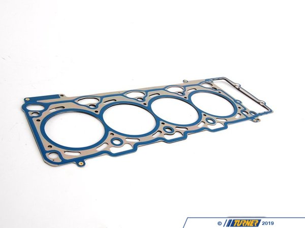 T#31347 - 11127513945 - Genuine BMW Cylinder Head Gasket Asbesto - 11127513945 - Genuine BMW Cylinder Head Gasket Asbestos-Free - 1,05Mm (+0,3)This item fits the following BMW Chassis:E53 X5,E63,E65Fits BMW Engines including:N62 - Genuine BMW -