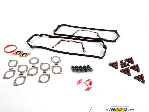 T#31356 - 11127518017 - Genuine BMW Gasket Set Cylinder Head Asb - 11127518017 - Genuine BMW Gasket Set Cylinder Head Asbestos Free - This item fits the following BMW Chassis:E53 X5,E63,E65Fits BMW Engines including:N62 - Genuine BMW -