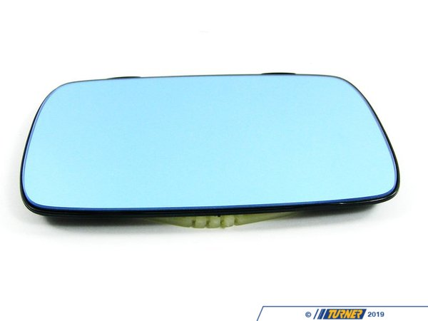 T#8911 - 51161901170 - Genuine BMW Blue Tinted Mirror Glass - Left Side - E30 - Genuine BMW Mirror Glass Plugged-InThis item fits the following BMW Chassis:E30 M3,E30 - Genuine BMW - BMW