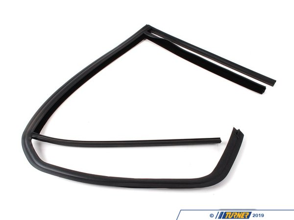 T#93770 - 51348111206 - Genuine BMW Rear Right Window Guide - 51348111206 - Genuine BMW -