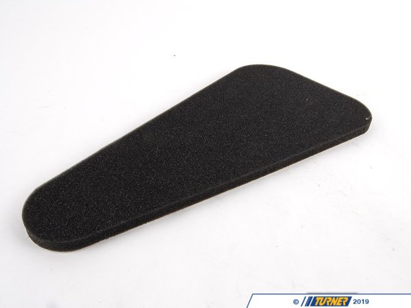 T#24146 - 51481843779 - Genuine BMW Sound Absorber Left - 51481843779 - Genuine BMW SOUND ABSORBER LEFT.--This item fits the following BMWs:BMW 6 Series - 630CSi, 633CSi, 635CSi BMW M Series - M6--. - Genuine BMW -