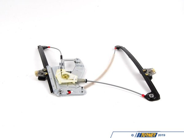 T#4392 - 51338252394 - Window Regulator - Right Front - E39 - Genuine BMW - BMW