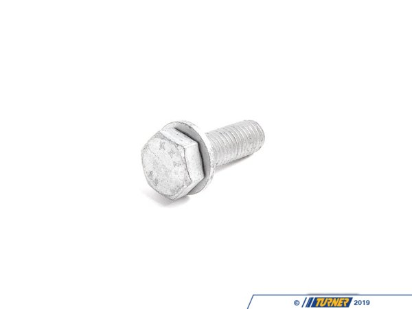 T#27604 - 07119904793 - Genuine BMW Hex Bolt With Washer - 07119904793 - Genuine BMW -