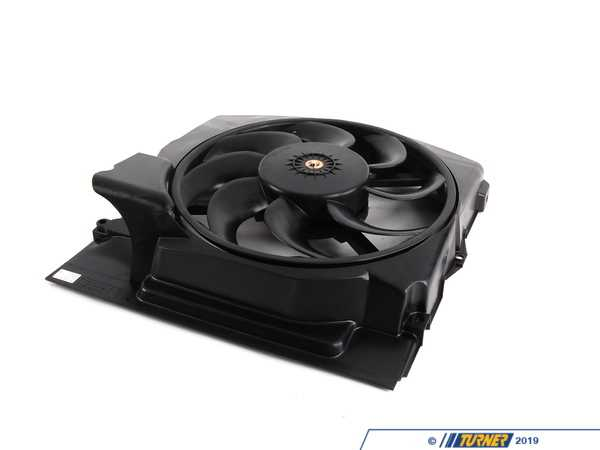 Nissens BMW E36 3-SERIES 90-98 -W/O REGULATOR FAN 64508364093