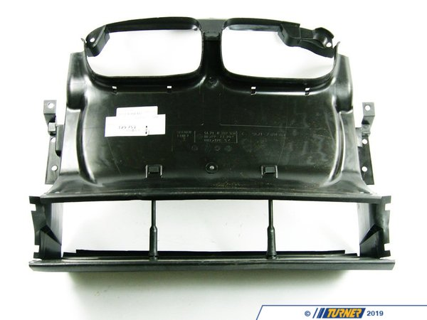 T#118369 - 51718202831 - Front Bumper Air Duct Panel - E46 323i 325i 328i 330i Sedan - Genuine BMW - BMW