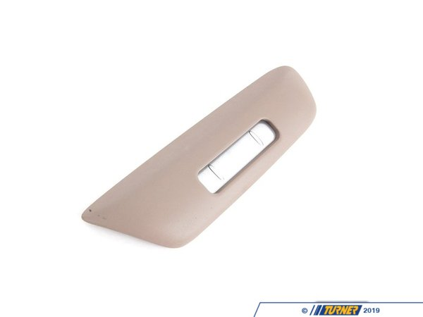 T#23780 - 51169144634 - Genuine BMW Cover, Cup Holder Beige - 51169144634 - E82 - Genuine BMW -