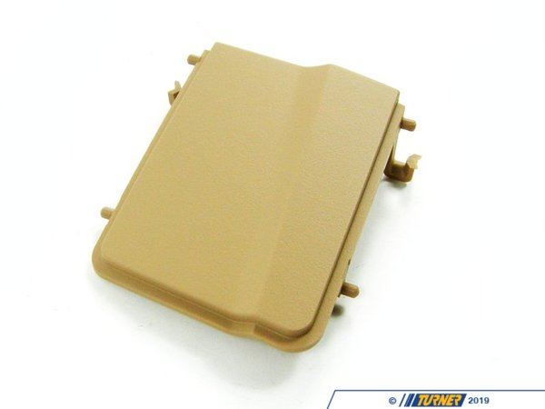 T#103028 - 51437022397 - Genuine BMW Cover Left Hellbeige - 51437022397 - E46 - Genuine BMW -