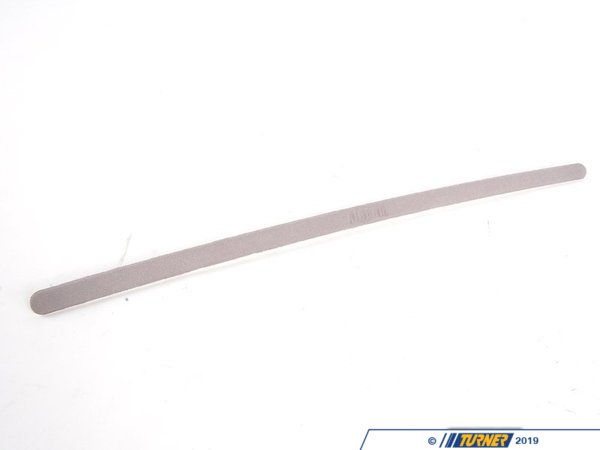 T#104857 - 51438228691 - Genuine BMW Covering F A Column Cover Its Hellgrau - 51438228691 - Genuine BMW -