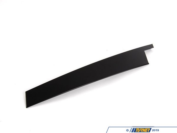 T#25634 - 51338160970 - Genuine BMW Window Frame Cover, Front Right Door - 51338160970 - E46 - Genuine BMW -