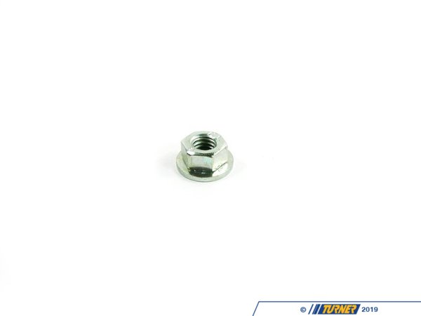 T#12338 - 07149156628 - Genuine BMW Hex Nut With Plate 07149156628 - Genuine BMW -