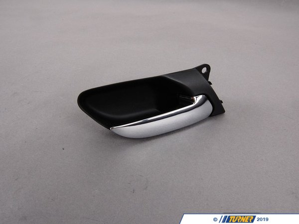 T#98276 - 51418200724 - Genuine BMW Door Handle Inner Right - 51418200724 - E46 - Genuine BMW -