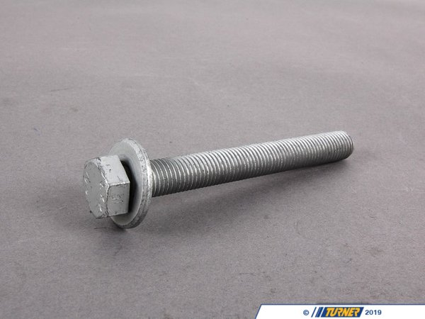 T#13461 - 33176760343 - Genuine BMW Rear Axle Hex Bolt With Washer 33176760343 - Genuine BMW -