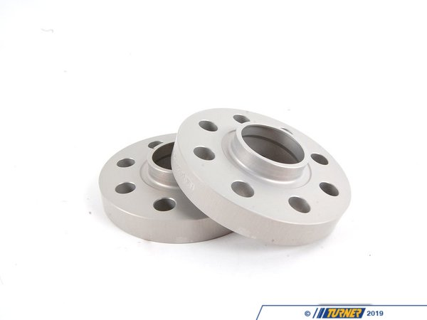 "T#166 - 4024562 - MINI R50/R52/R53 20mm H&R Wheel Spacers (Pair) - 20mm = .79""4/100 bolt pattern; 56.2 center boreDR type = spacer fits in between the wheel and the hub. Longer wheel bolts are required.Hubcentric = Yes, this spacer comes with a new hubcentric lip for the wheel to rest onH&R's 20mm wheel spacers are Made in Germany and are TUV approved. H&R manufacturers their spacers from a super lightweight aluminum/magnesium alloy for excellent strength and also to save unsprung weight. The spacers are drilled for additional lightness and easy fitment. They are then hard anodized for durability. These are not low quality universal spacers - the bolt pattern, hub sizing, and other dimensions are designed to be used on BMW models only.Longer wheel bolts are required. Choose from black or silver bolts from the options below.Wheel Spacer FAQHow To Measure for SpacersWheel Spacer Encyclopedia - everything you wanted to knowThis item fits the following MINIs:2002-2006  R50 MINI MINI Cooper2005-2008  R52 MINI MINI Cooper Convertible, MINI Cooper S Convertible. 2002-2006  R53 MINI MINI Cooper S - H&R - MINI"