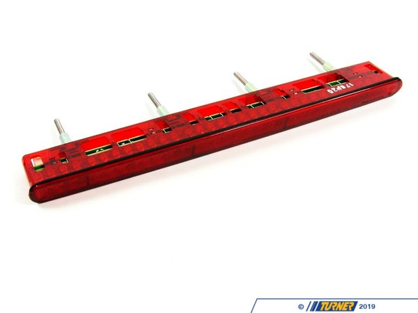 T#4762 - 63258357739 - Trunk Brake Light - E36 318ic, 323ic 325ic, 328ic M3 Convertible - This is the trunk lid mounted brake light often referred to as the 3rd brake light for E36 Convertible models.  It is common for the LED units to fail causing the light to either not function or illuminate incompletely.This item fits the following BMWs:1994-1999  E36 BMW 318ic 323ic 325ic 328ic M3 Convertible - Genuine BMW - BMW