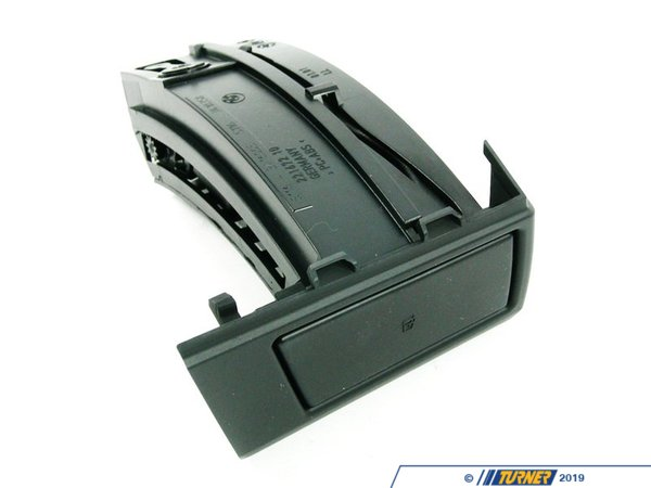 T#82520 - 51163417439 - Genuine BMW Cup Holder Instum. Panel, Pa - 51163417439 - Schwarz - Genuine BMW -