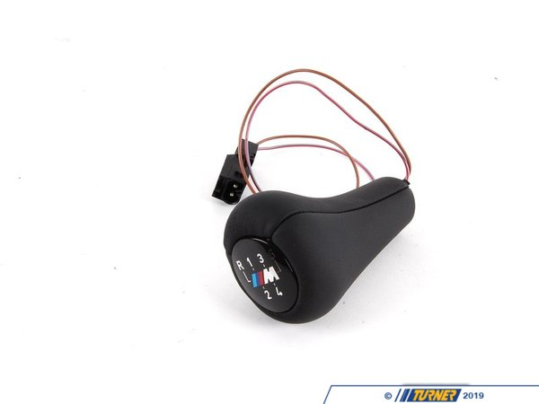 Genuine BMW Genuine BMW Illuminated Leather Shift Knob - 25112231550 - E36 M3,E34 M5,E30,E34,E36 25112231550