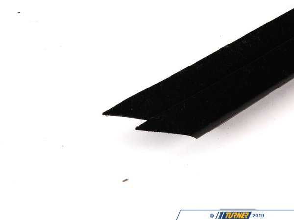 T#13832 - 51328402556 - Genuine BMW Inner Right Window Channel Cover - 51328402556 - E53 - Genuine BMW -