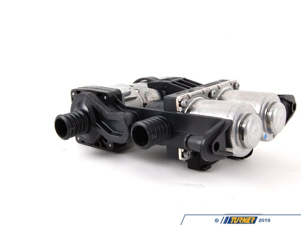 T#4657 - 64118374994 - Auxiliary Water Pump with Heater Valve - E39 540i M5, E38 740i/il - Genuine BMW - BMW