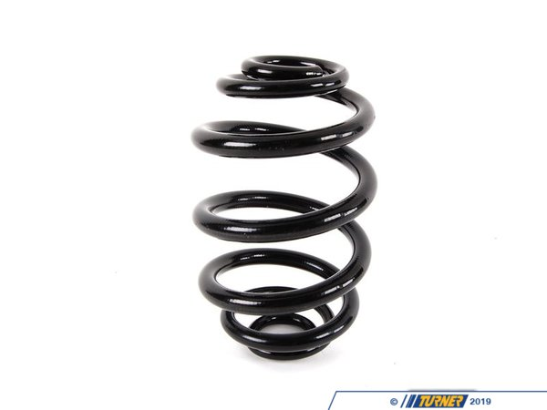 T#61228 - 33536775572 - Genuine BMW Barrel Spring Rear - 33536775572 - Genuine BMW -