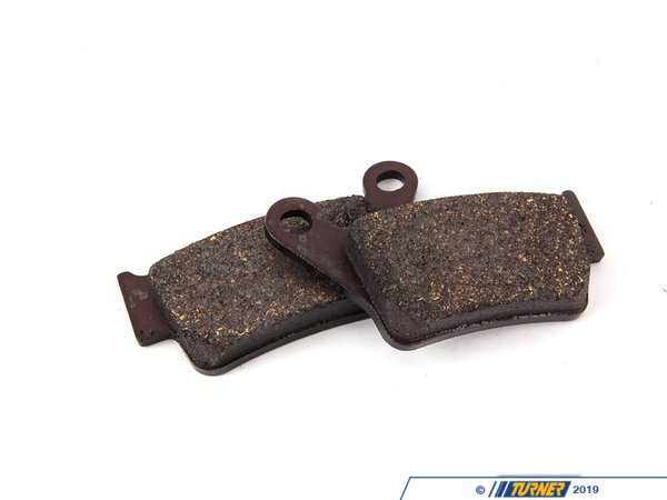 T#62185 - 34212345449 - Genuine BMW Brake Pads Kit - 34212345449 - Genuine BMW -
