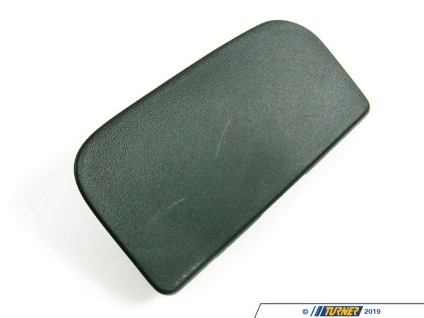 T#13694 - 51118399334 - Genuine BMW Covering Right Schwarz - 51118399334 - Genuine BMW -