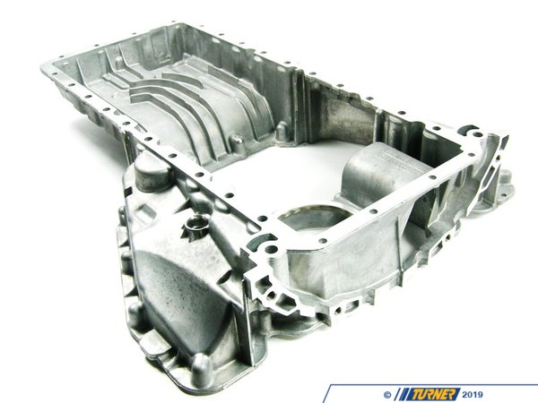 T#31832 - 11137589687 - Genuine BMW Oil Pan Upper Part - 11137589687 - E63,E65 - Genuine BMW -