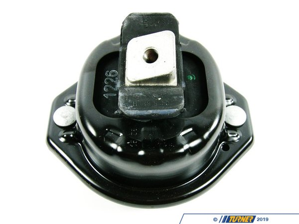 T#19664 - 22116769185 - Genuine BMW Rubber Mounting Left - 22116769185 - E65 - Genuine BMW -