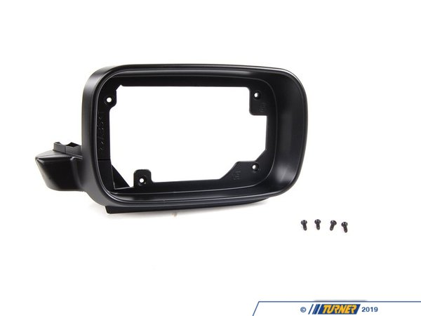 Genuine BMW Genuine BMW Mirror Housing - Right - E39 E46 51168269026