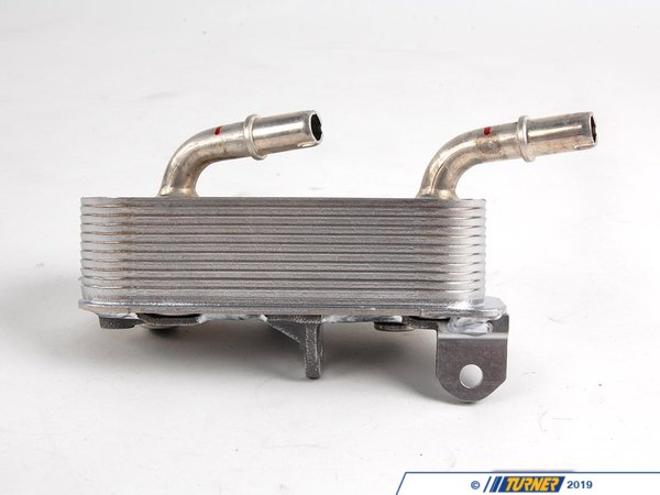 T#15154 - 17217505823 - Transmission Heat Exchanger - E39 540i 99-03, E38 740i/iL 99-01 - Genuine BMW - BMW