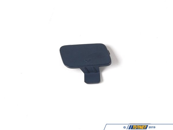 T#76897 - 51117892595 - Genuine BMW Flap, Towing Eye, Primed - 51117892595 - E82 - Genuine BMW -