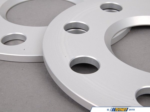 T#4169 - 1024562 - MINI R50/R52/R53 5mm H&R Wheel Spacer Set - H&R - MINI